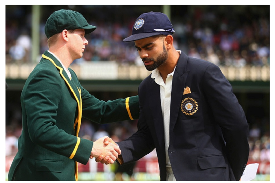 Sourav Ganguly talks about the comparison between Virat Kohli and Steve Smith