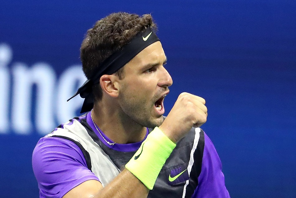 US Open: Roger Federer OUT as Grigor Dimitrov beats Swiss for the first time