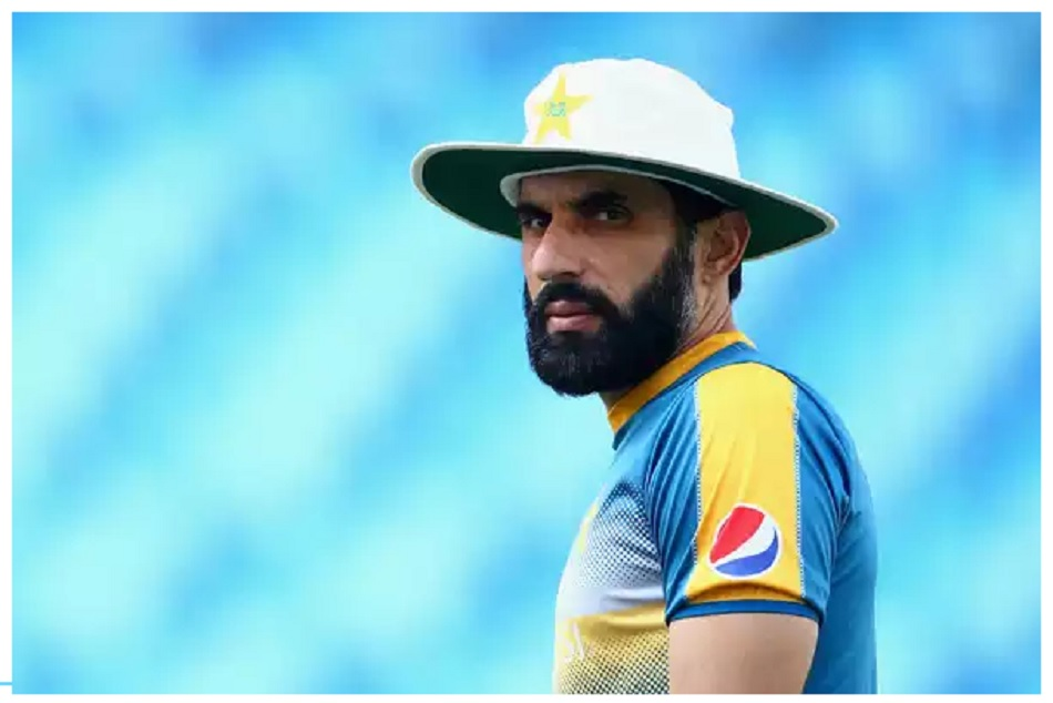 Misbah ul Haq becomes Pakistans new head coach and chief selector