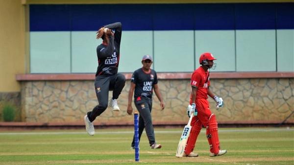 यूएई के क्रिकेटर का भारतीय टीम से खेलने का सपना-