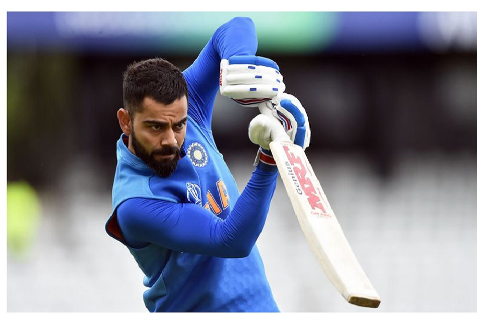Virat Kohli said the opposing teams were not afraid of me in starting