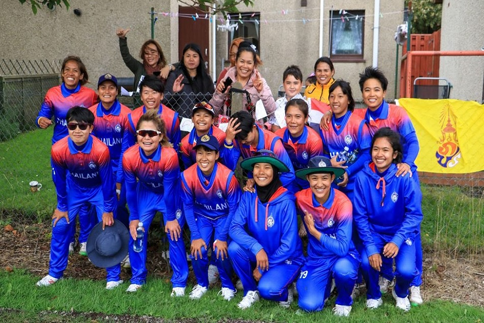 Thailand qualify for 2020 Womens T20 maiden World Cup
