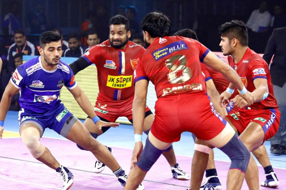 Pro Kabaddi League 2019: Match 80, Preview, Dabang Delhi Vs Tamil Thalaivas
