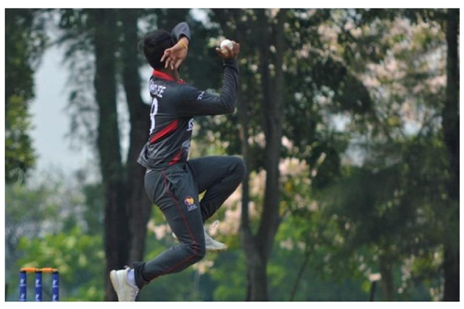 Kolkata-born UAE spinner Rishabh Mukherjee says My dream is to play for India