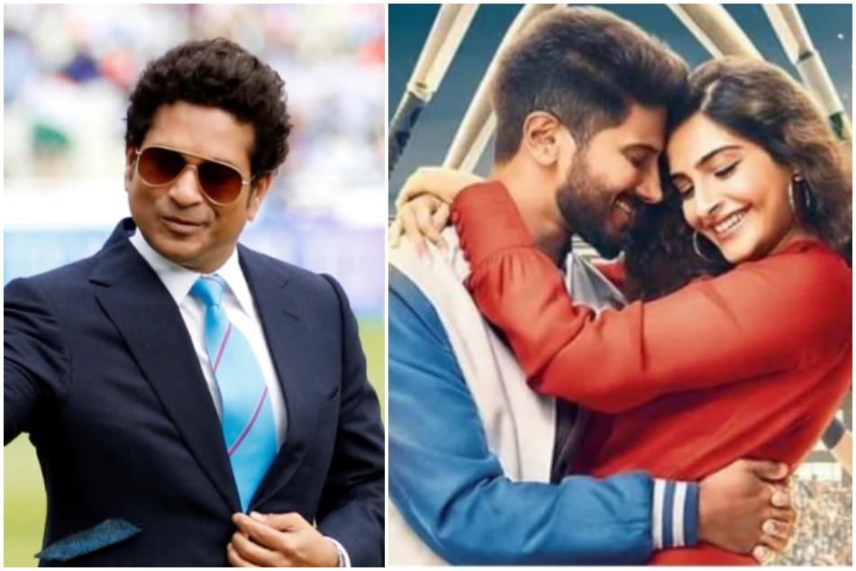Sachin Tendulkar praises The Zoya Factor trailer, Sonam Kapoor and Dulquer Salmaan surprised