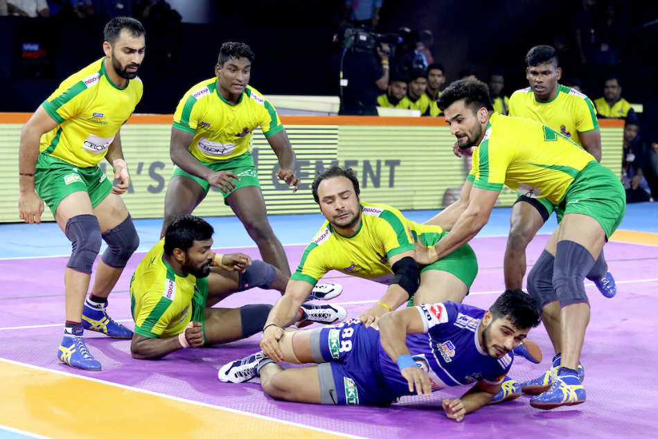 PKL 2019: Vikas Kandola steers Haryana Steelers to a comfortable win over Tamil Thalaivas