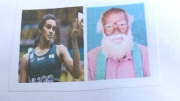 पीवी सिंधु से शादी करना चाहता है 70 साल का बुजुर्ग