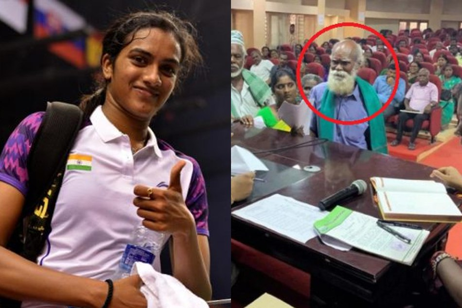 70 year old files a petition and says he wants to marry PV Sindhu