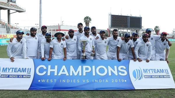कोहली की अगुवाई में चैंपियन की तरह खेला भारत