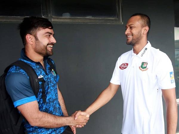 अफगानिस्तान का तीसरा टेस्ट-