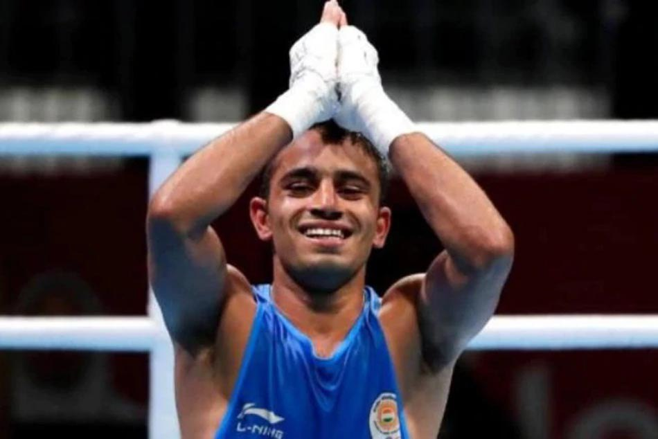 World Boxing Championship Indian Boxer Amit Panghal Creates History Advances Into Finals