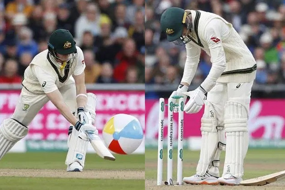 Ashes 2019: When windy conditions forced umpires to pull off the bails and continue play