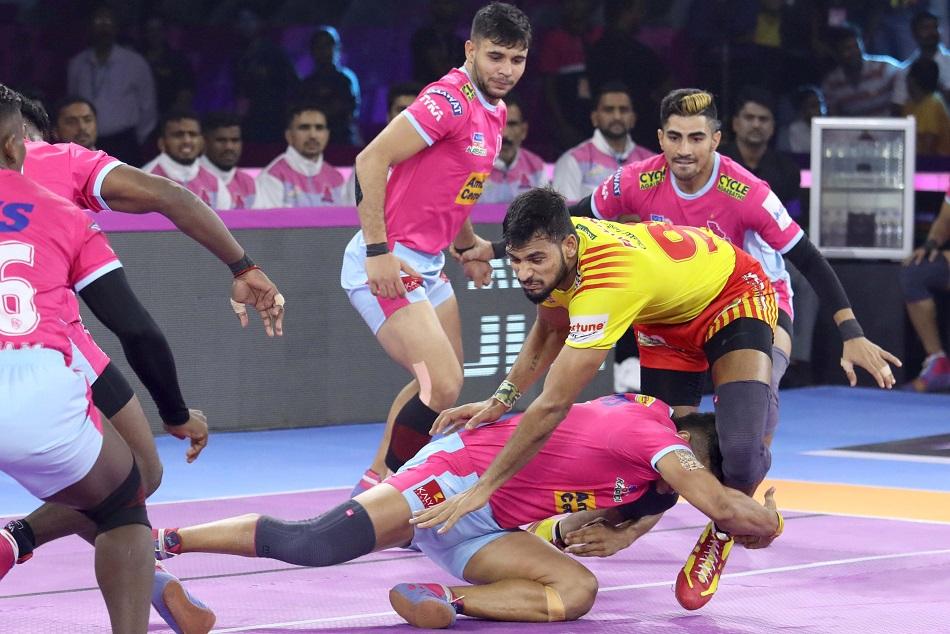 गुजरात और जयपुर का मैच ड्रा पर समाप्त, जानें अंक तालिका में कहां पर हैं दोनों टीमें