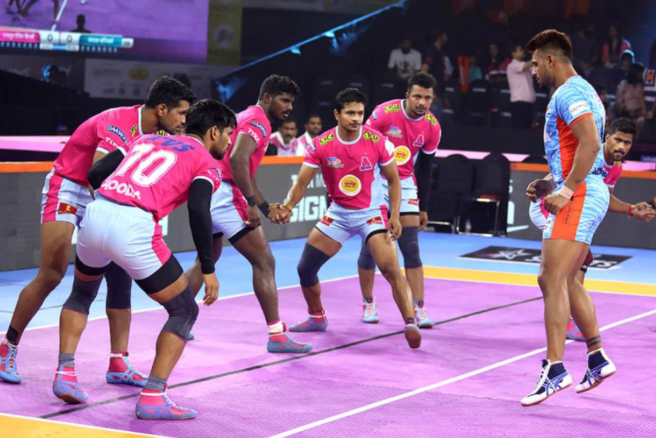 Pro Kabaddi League 2019: Preview: Jaipur Pink Panthers vs Bengal Warriors