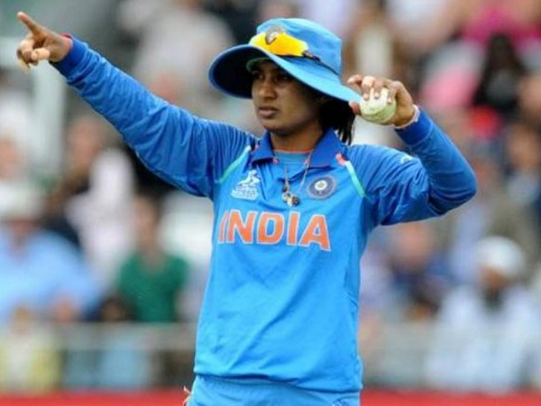 ऐसा करने वाली पहली भारतीय क्रिकेटर