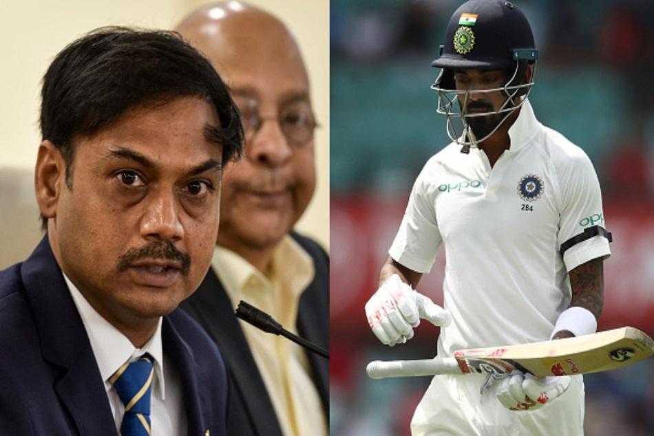MSK प्रसाद ने दी केएल राहुल को सलाह, कहा- कामयाब होना है तो इस क्रिकेटर को फोलो करो