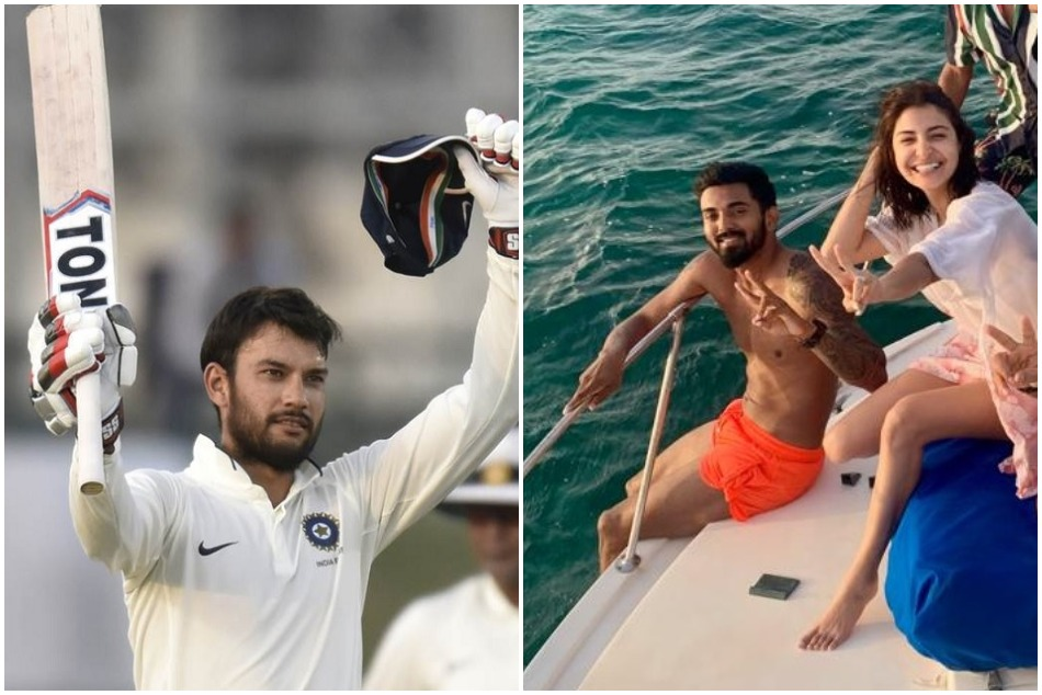 Sheldon Jackson lashes out an user for making disrespectful tweet on KL Rahul and Anushka Sharma