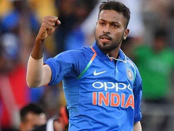 विश्व कप के बाद पांड्या की पहली वापसी-