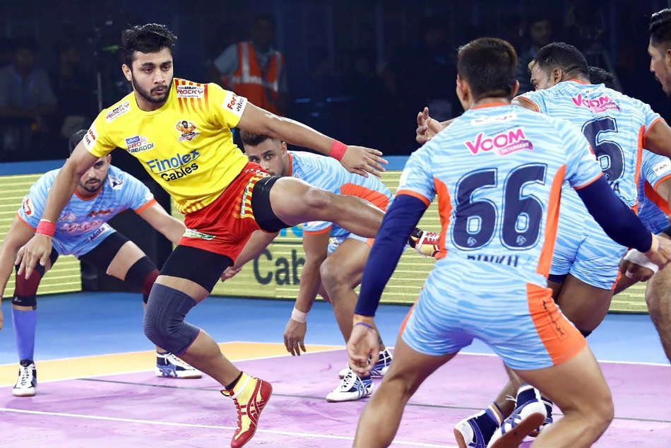 PKL 2019: Hosts Bengal Warriors and Gujarat Fortunegiants settle for a tightly-contested draw