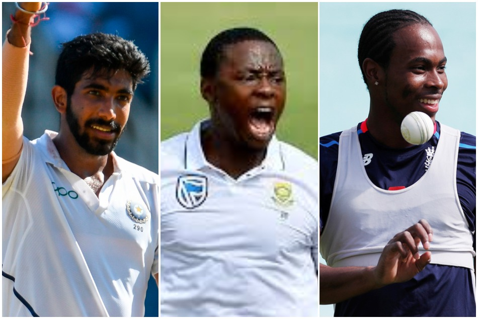 Kagiso Rabada talks about his rival Jasprit bumrah and jofra archer