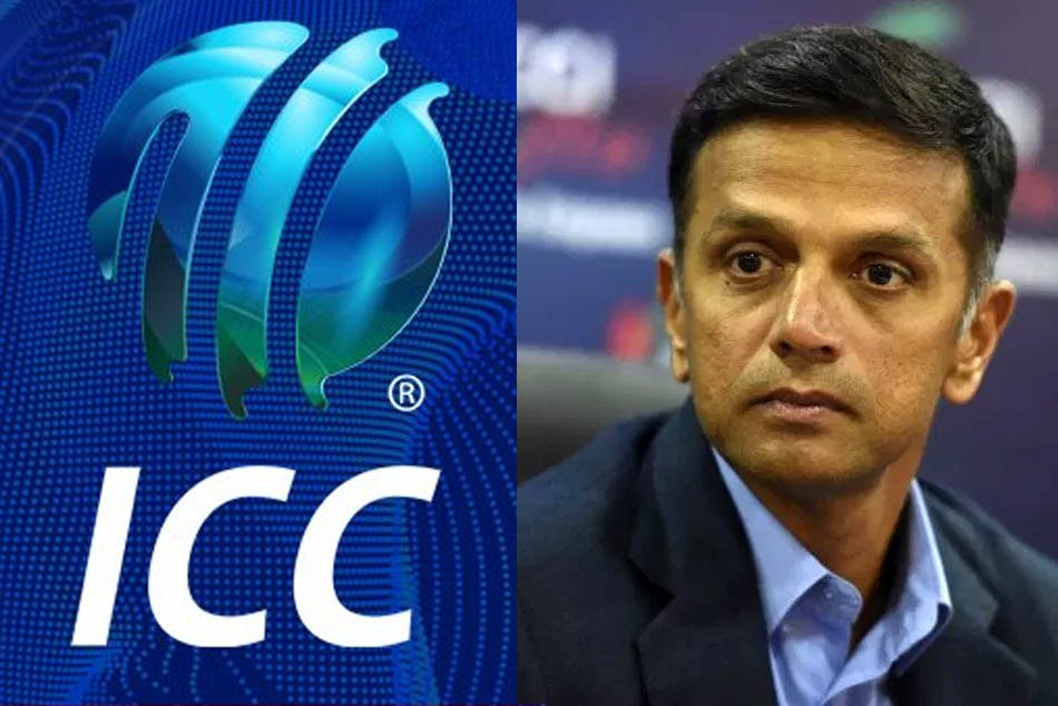 राहुल द्रविड़ को लेकर आईसीसी ने की बड़ी गलती, सोशल मीडिया पर हुए ट्रोल