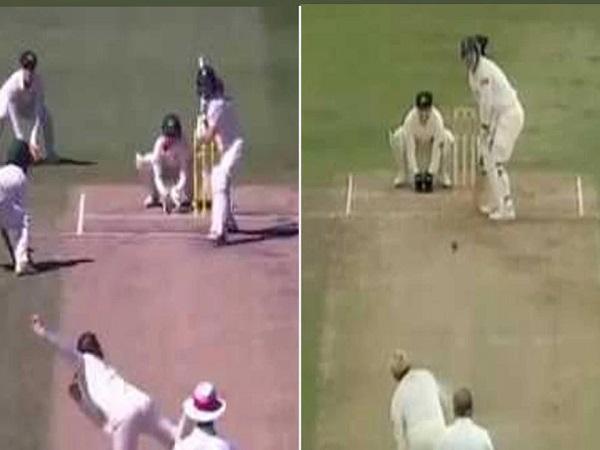 बल्लेबाज को दे गई थी चकमा