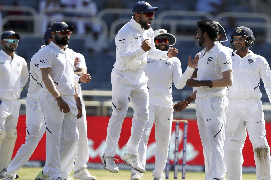 India win 2nd test against West Indies by 257 runs at Sabina Park, Kingston in Jamaica