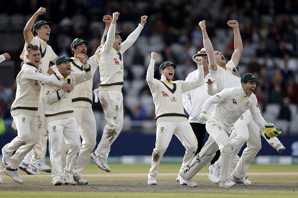 Ashes 2019: Australia retain Ashes home from English shores since 2001
