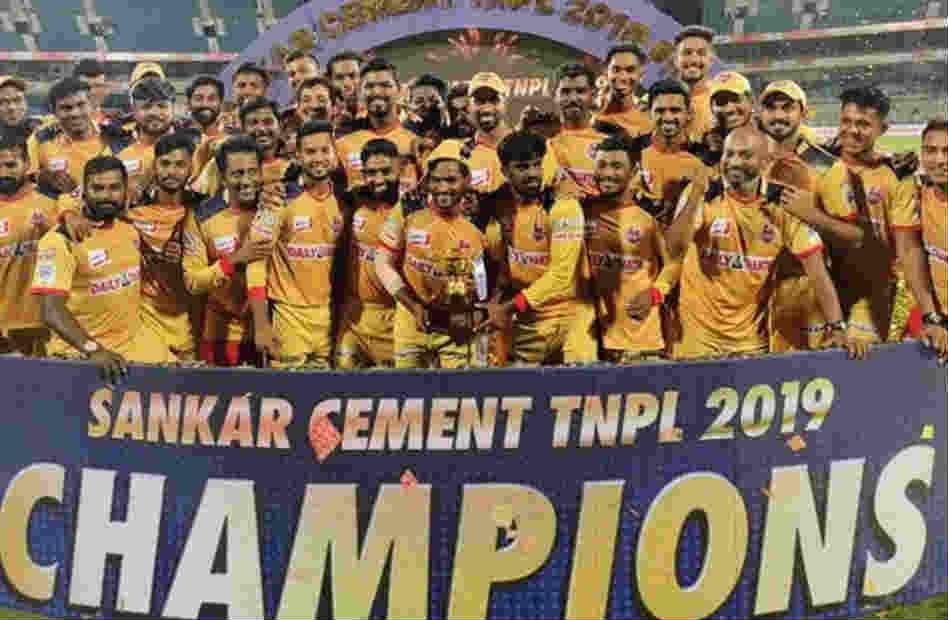 तमिलनाडु प्रीमियर लीग पर पहुंची फिक्सिंग की आंच, BCCI करेगी जांच