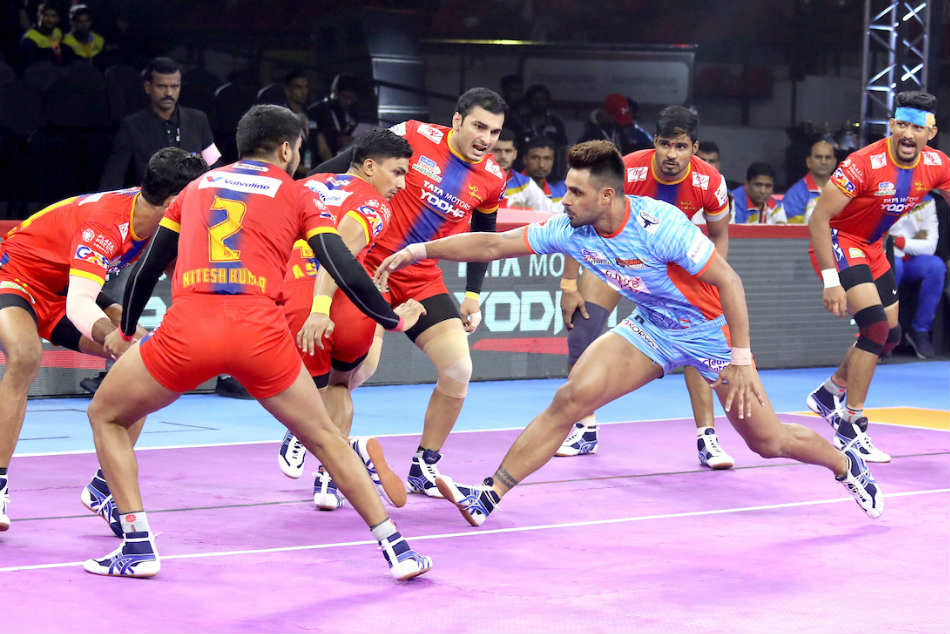 PKL 2019: Mighty UP Yoddha secure thrilling win over Bengal Warriors