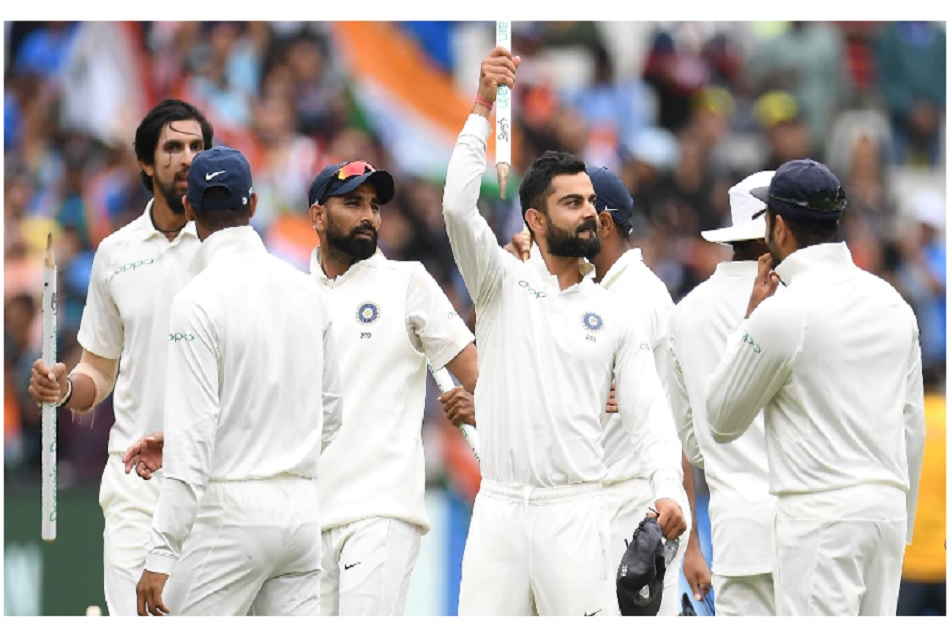 Under Virat Kohlis captaincy Team India has best bowling average in its Test History