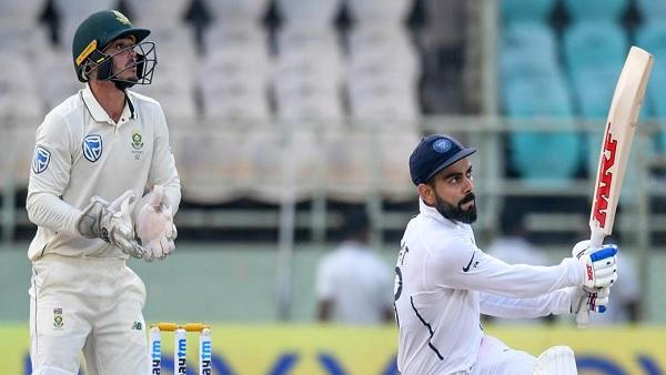 भारत के सबसे सफल टेस्ट कप्तान हैं कोहली
