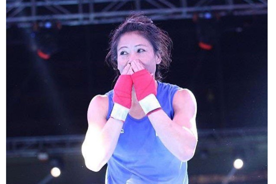 Womens World Boxing Championships: Mary Kom assured of medal as advances into semis