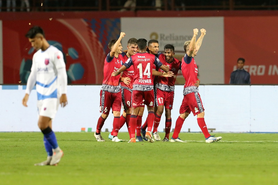 ISL-6: Jamshedpur FC starts with positive note as they beat Odisha by 2-1