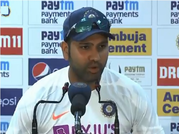मैच के बाद क्या रोहित ने किया मैनेजमेंट का शुक्रिया-