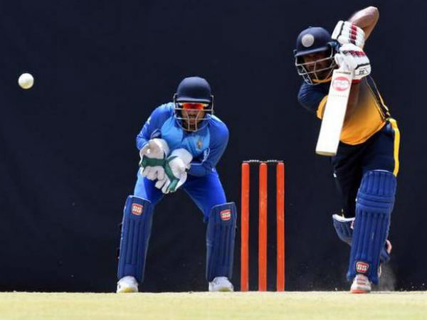 झारखंड ने हैदराबाद को हराया