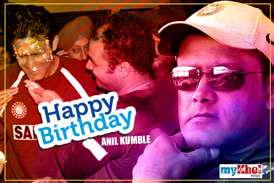 Birthday Special: Anil Kumble, the promising engineering student who mastered spin in cricket