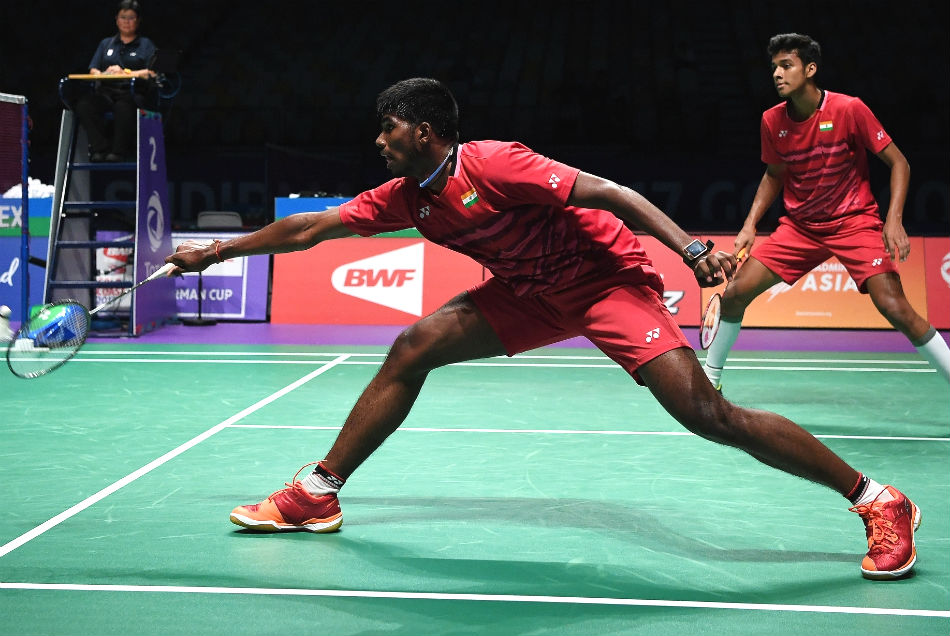 French Open Badminton 2019 Satwiksairaj Rankireddy Chirag Shetty Settles For Silver In Finals