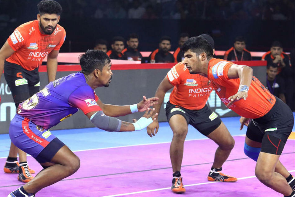 Pro Kabaddi League 2019: Preview: Dabang Delhi vs U Mumba
