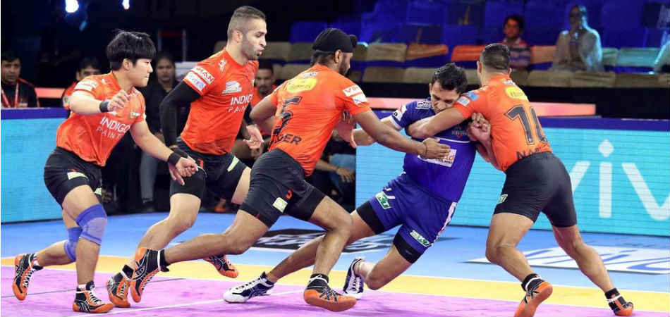 Pro Kabaddi League 2019 Season 7 Eliminator 2 Haryana Stealers Vs U Mumba Match Preview Stats