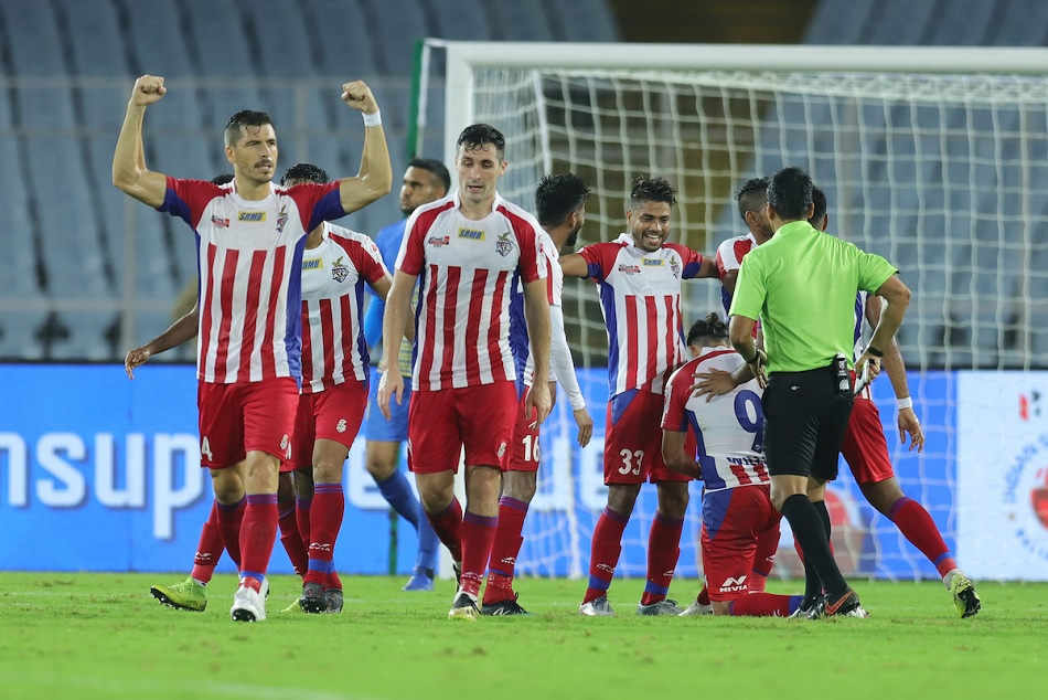 ATKs stunning 5-0 win over Hyderabad FC, Williams and Garcia contribute in four goals