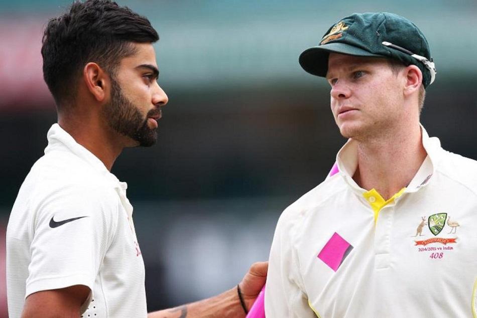 ICC Test Ranking : विराट कोहली ने लगाई लंबी छलांग, स्मिथ की कुर्सी खतरे में