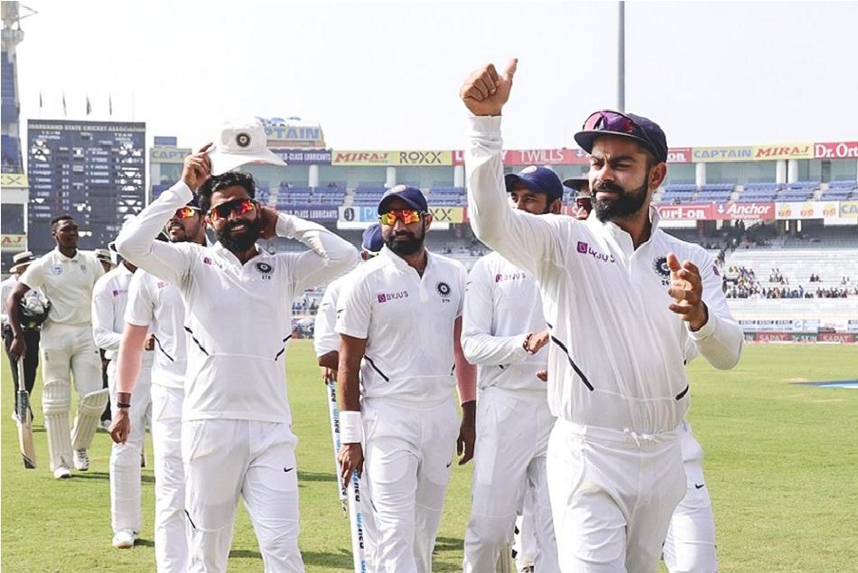 ICC Test Rankings