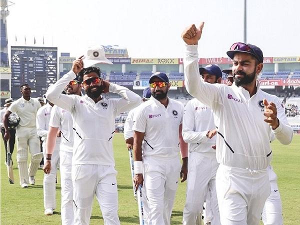 आईसीसी विश्व टेस्ट चैंपियनशिप में भारत-