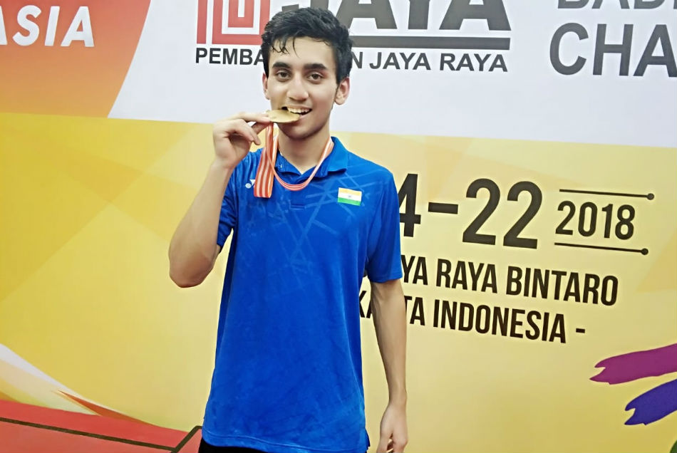 Star Badminton Player Lakshya Sen Clinches Maiden Bwf World Tour Title Wins Dutch Open