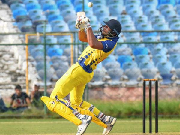 मेघालय ने मणिपुर को 3 विकेट से हराया