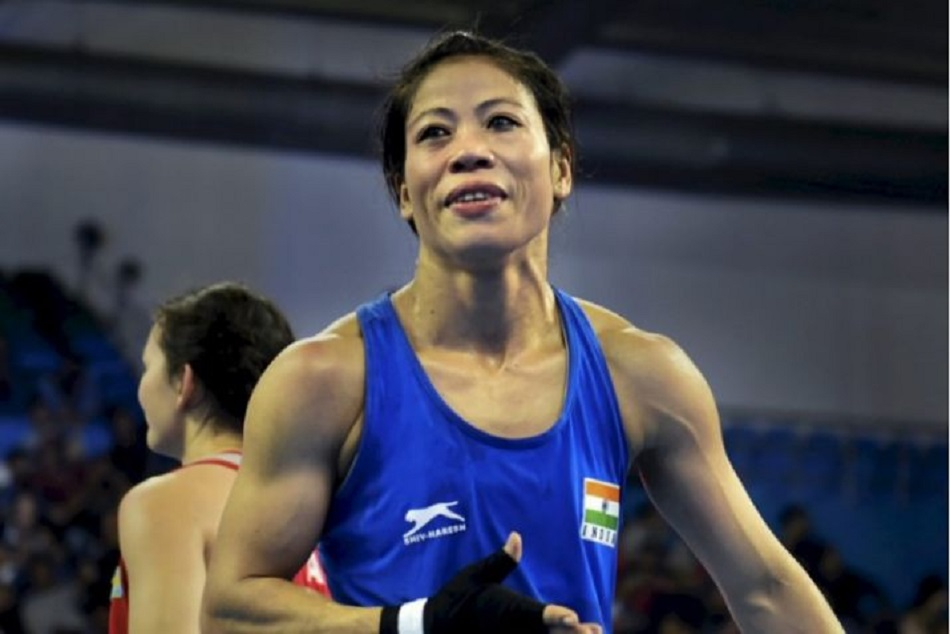 Mc Mary Kom Appointed Chairperson Of Aiba S Champions And Veterans Committee