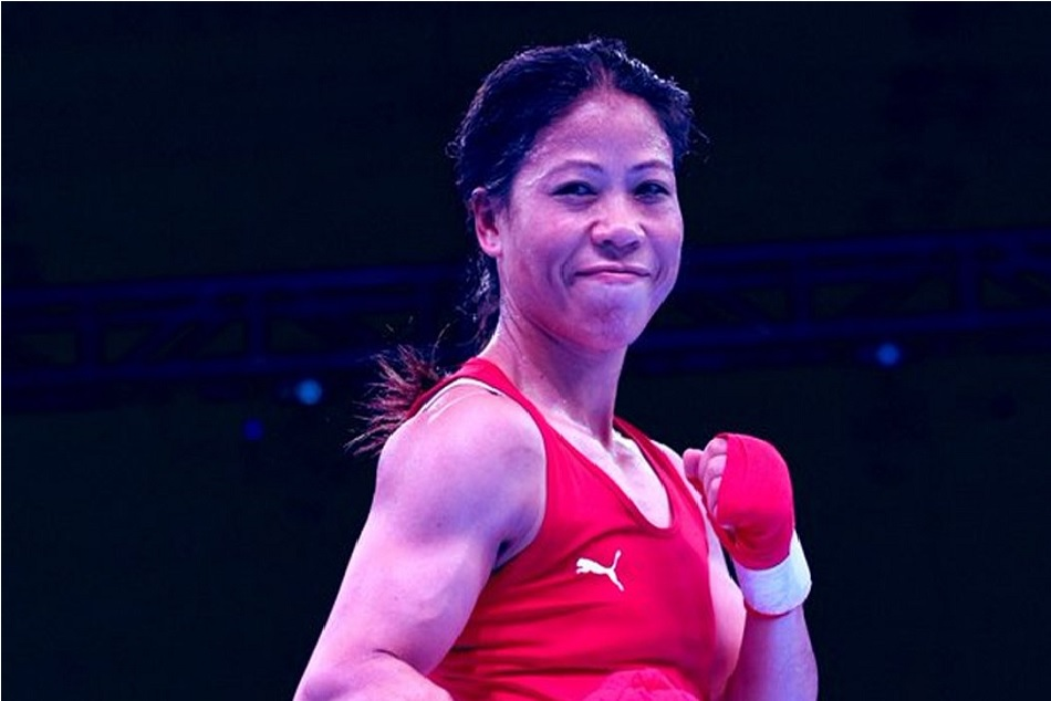 World Boxing Championships Mary Kom Advances Into Quarterfinals Saweety Boora Out