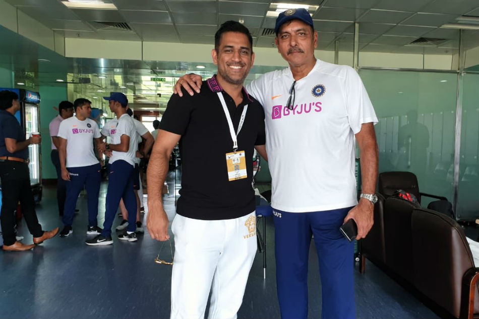 IND vs SA: Dhoni became part of the dressing room after teams victory, Watch Video and pictures