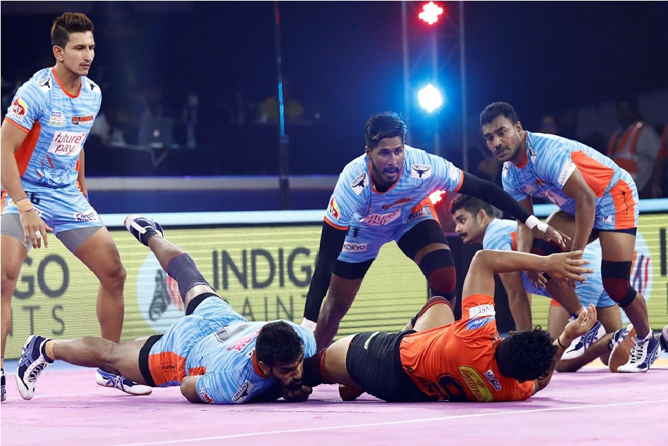 Pro Kabaddi League 2019: Bangal Warriors books their ticket in 37-35 against U Mumba